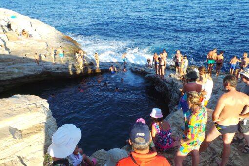 tasos plaze leto grcka ostrvo